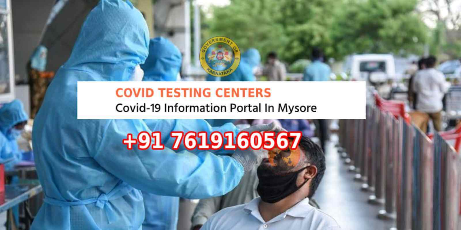 COVID Testing Centers